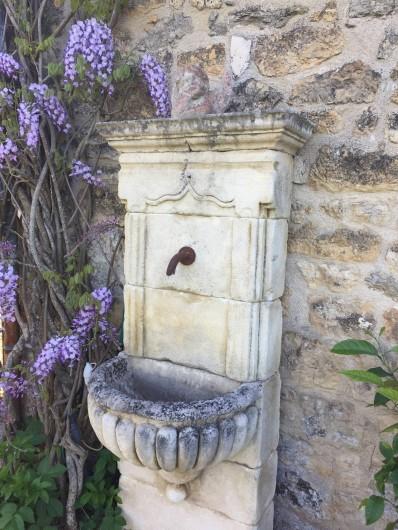 Location de vacances - Gîte à Saint-Rabier - La fontaine