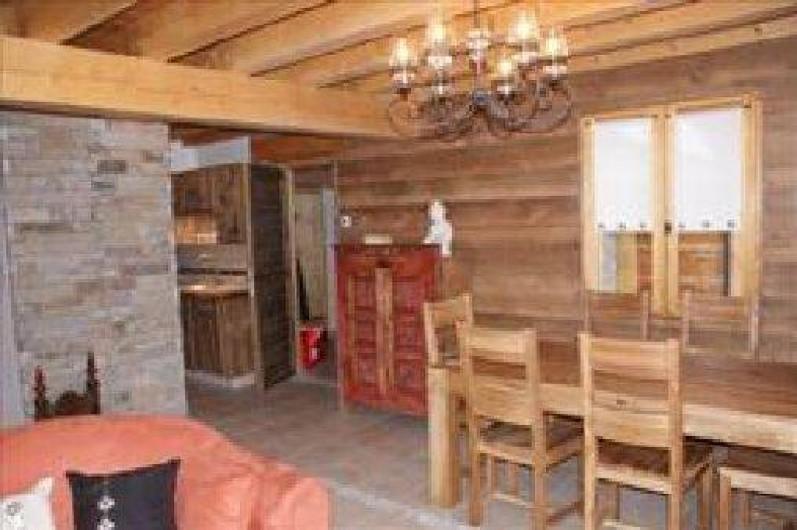 Location de vacances - Chalet à Saint-Michel-de-Chaillol