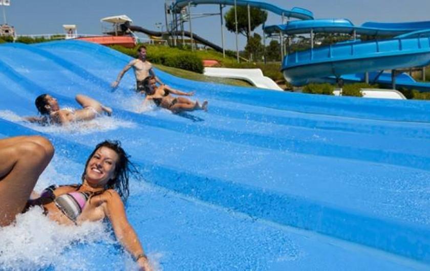 Location de vacances - Appartement à Platja d'Aro - Parc aquatique