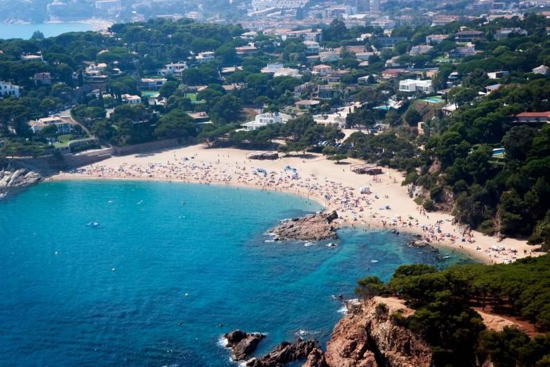 Location de vacances - Appartement à Platja d'Aro - Playa la Conca près des appartements