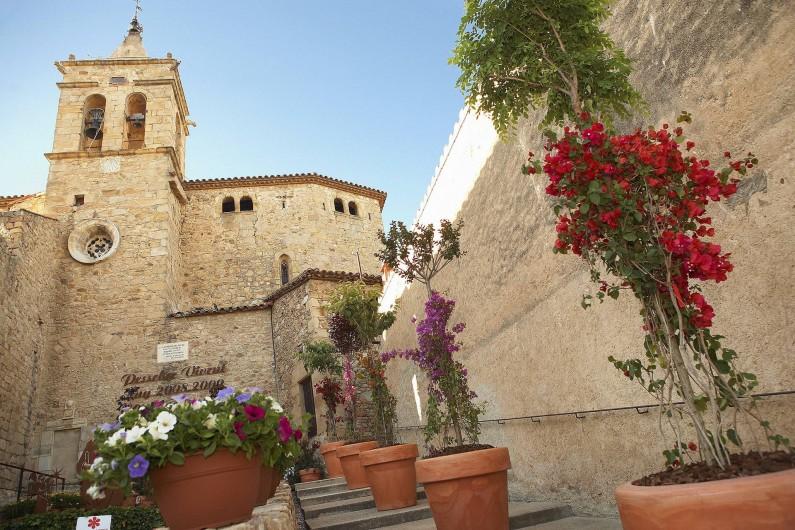 Location de vacances - Appartement à Platja d'Aro - Centre historique Castell d'Aro