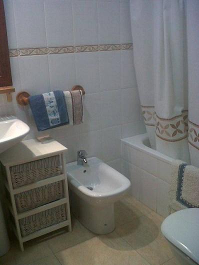 Location de vacances - Appartement à Palomares