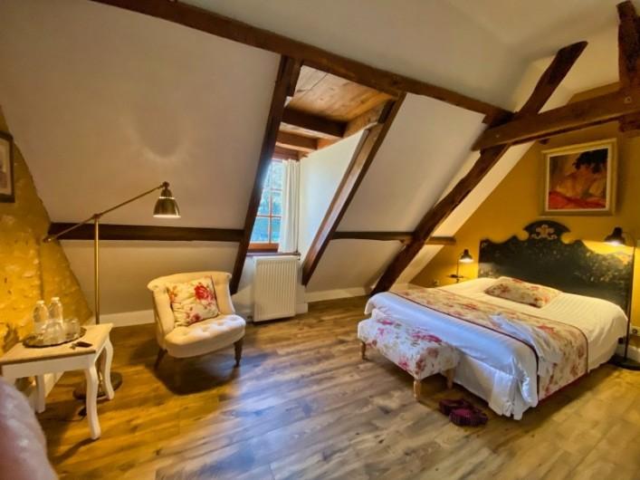 """Location de vacances - Chambre d'hôtes à Saint-Crépin-et-Carlucet - Suite Familiale """"Armance et Léonie"""", 2/4 personnes"""