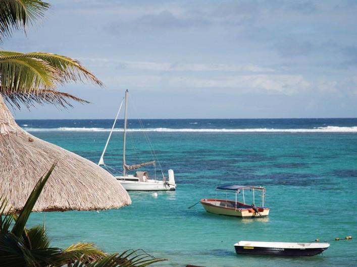 Location de vacances - Appartement à Six-Fours-les-Plages - la mer à 300m