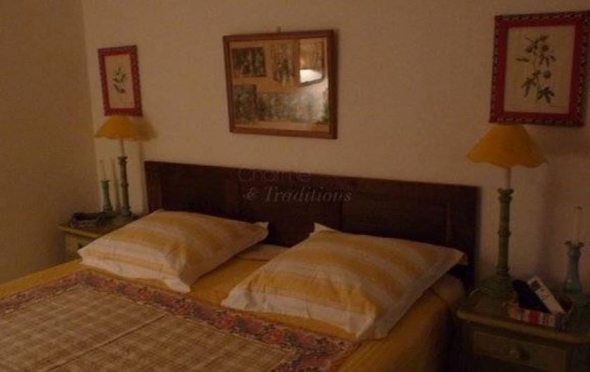Location de vacances - Chambre d'hôtes à Saint-Tropez - Chambre Eugénie