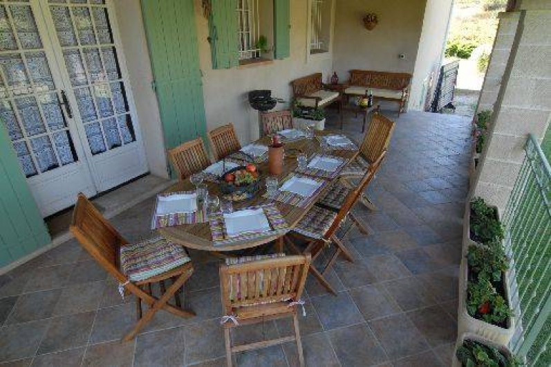 Location de vacances - Villa à Pertuis