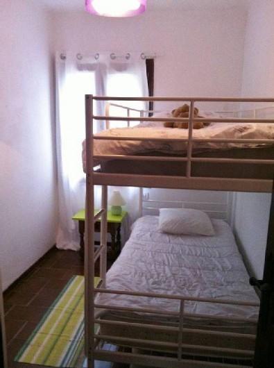 Location de vacances - Villa à L'Escala - Chambre 2