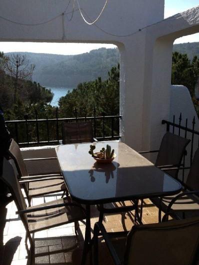 Location de vacances - Villa à L'Escala - Petite terrasse