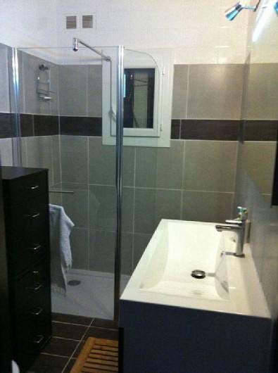 Location de vacances - Villa à L'Escala - Salle de bains