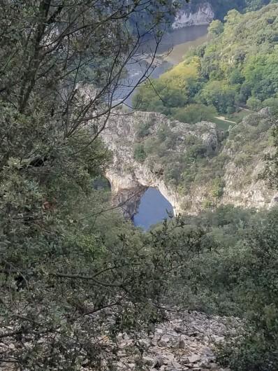 Location de vacances - Maison - Villa à Salavas - le Pont d'Arc