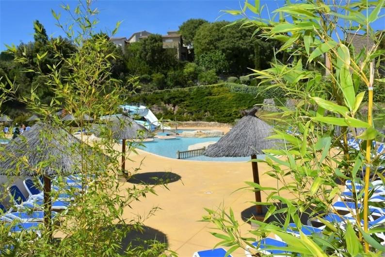 Location de vacances - Maison - Villa à Salavas - piscine