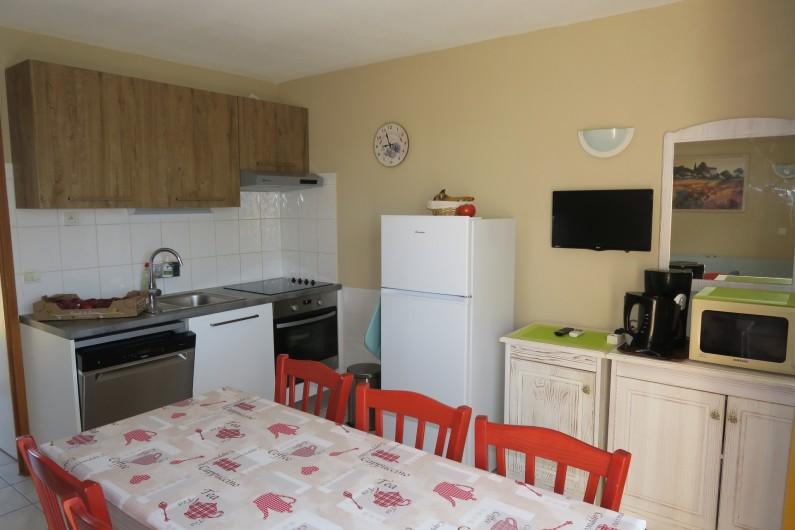 Location de vacances - Maison - Villa à Salavas - coin cuisine