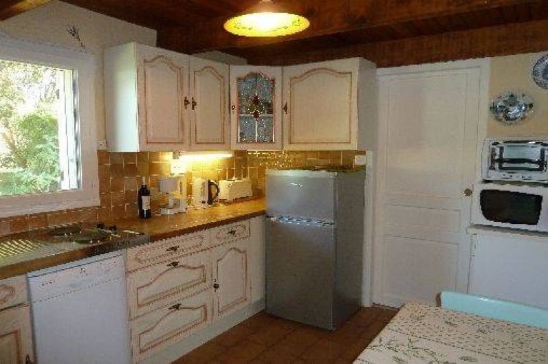 Location de vacances - Villa à Pernes-les-Fontaines - cuisine
