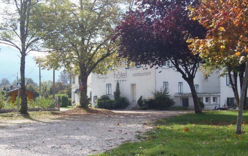 Location de vacances - Hôtel - Auberge à Saint-Martin-d'Uriage