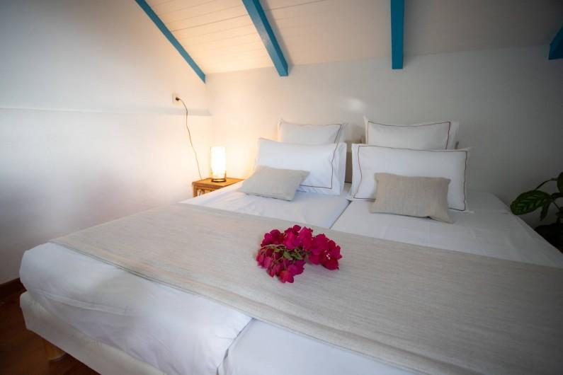 Location de vacances - Villa à Sainte-Anne - 2ème CHAMBRE FERMÉE ÉTAGE VILLA FOUFOU