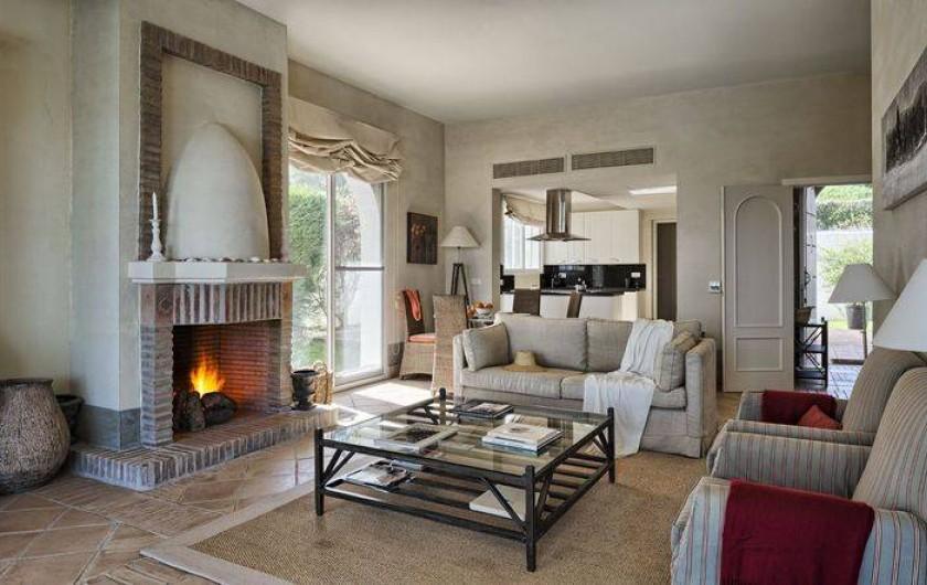 Location de vacances - Villa à Benalup-Casas Viejas - Salon, salle à manger