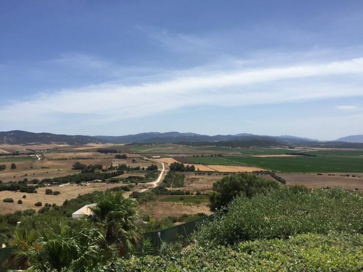 Location de vacances - Villa à Benalup-Casas Viejas - Vue panoramique