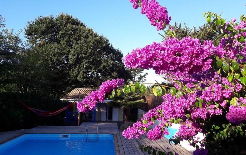 Location de vacances - Villa à Lacanau Océan