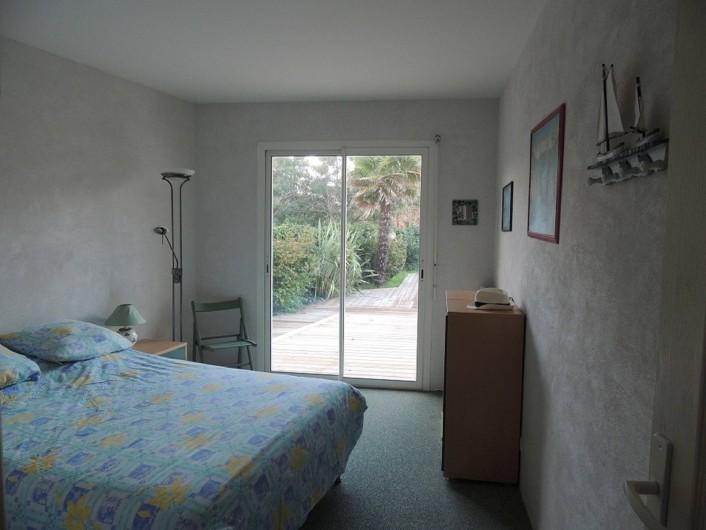 Location de vacances - Villa à Lacanau Océan - Chambre double