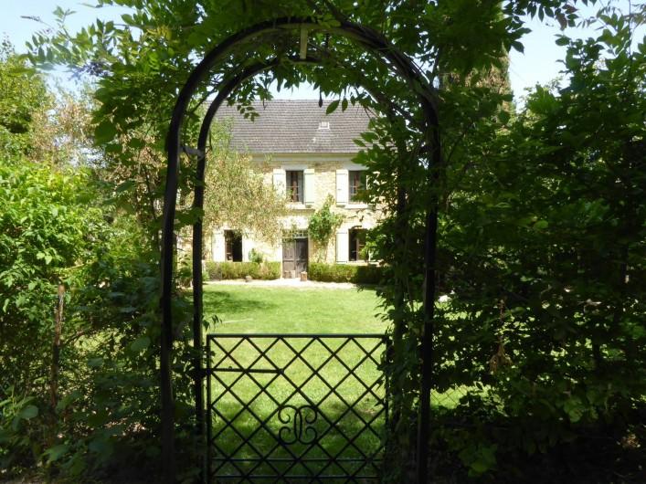 """Location de vacances - Maison - Villa à Payrac - La Maison principale du """"Colombié"""""""