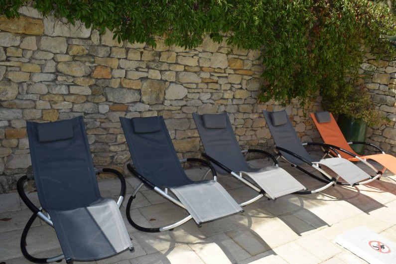 Location de vacances - Mas à Foissac