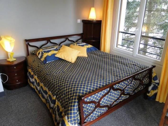 Location de vacances - Gîte à Saint-Vérand - 2 chambres  avec lit de 140