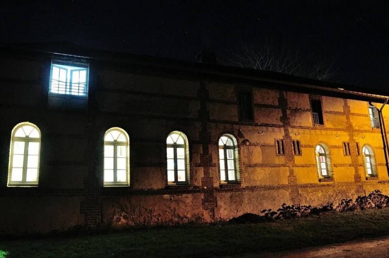 Location de vacances - Gîte à Ponthoile - Les 3 gîtes de nuit vue de l'extérieure