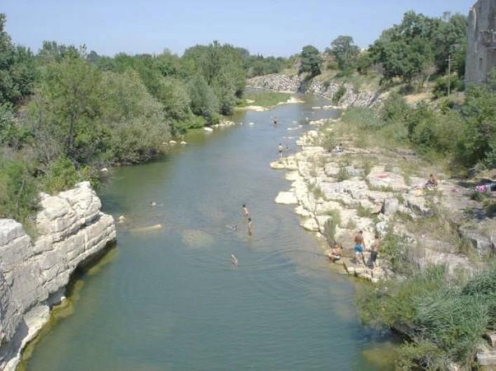 Location de vacances - Gîte à Ribaute - A 2 pas du village...