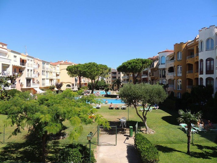 Location de vacances - Appartement à Empuriabrava
