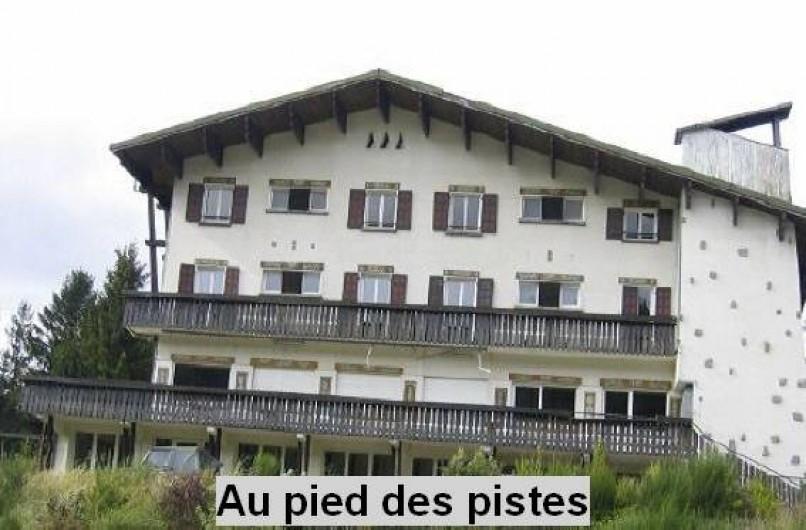Location de vacances - Appartement à Gérardmer - chalet