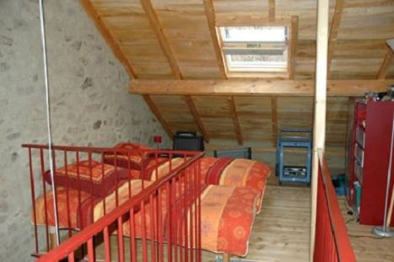 Location de vacances - Gîte à Saint-Perdoux - Petit Gîte