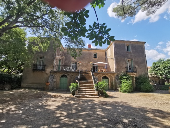 Location de vacances - Chambre d'hôtes à Jonquières