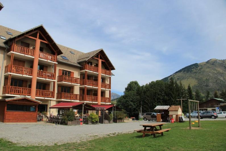 Location de vacances - Appartement à Ancelle