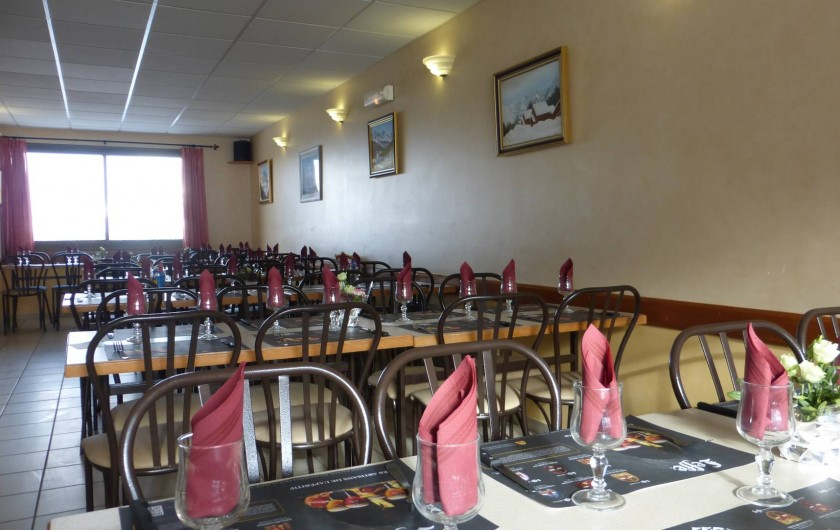 Location de vacances - Appartement à Ancelle - La Restaurant