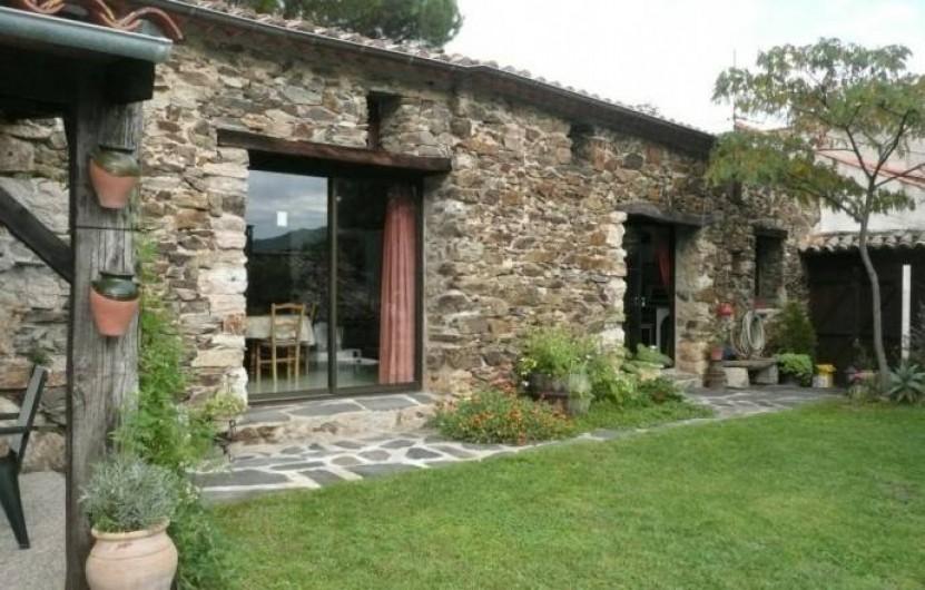 Location de vacances - Maison - Villa à Saint-Nazaire-de-Ladarez
