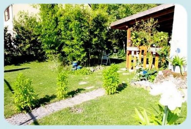Location de vacances - Gîte à Husseren-Wesserling