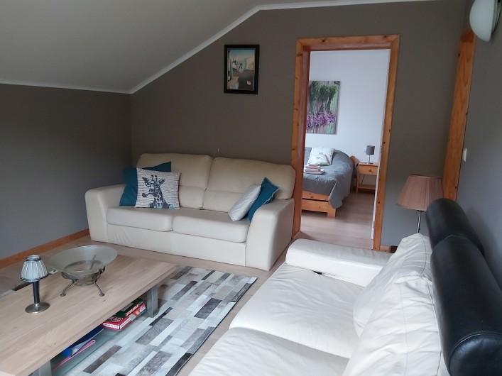 """Location de vacances - Gîte à Haut-Fays - Gîte """"La Maison"""" cuisine"""