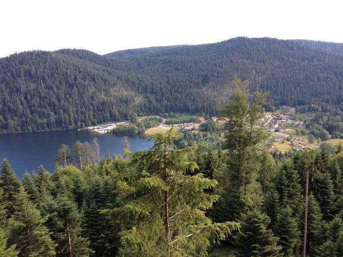 Location de vacances - Chalet à Anould - LAC DE GERARDMER