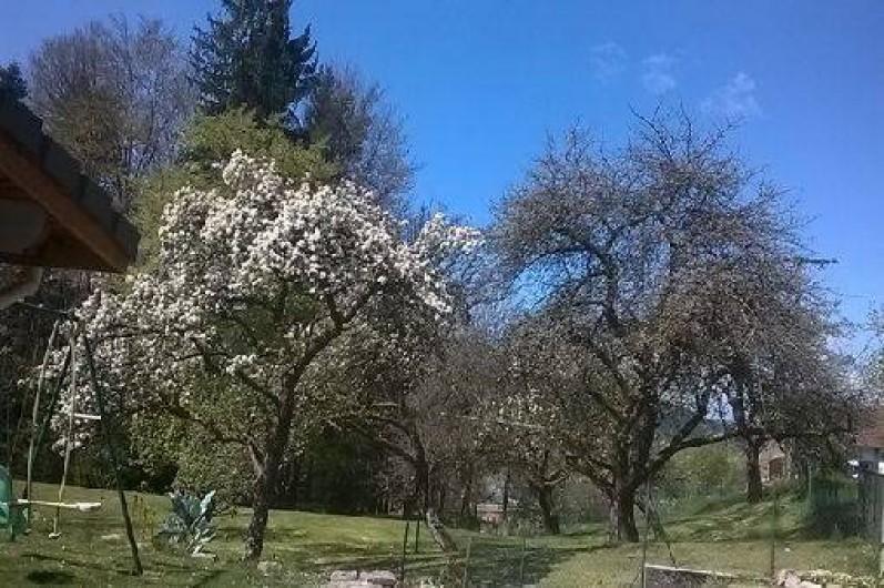 Location de vacances - Chalet à Vecoux