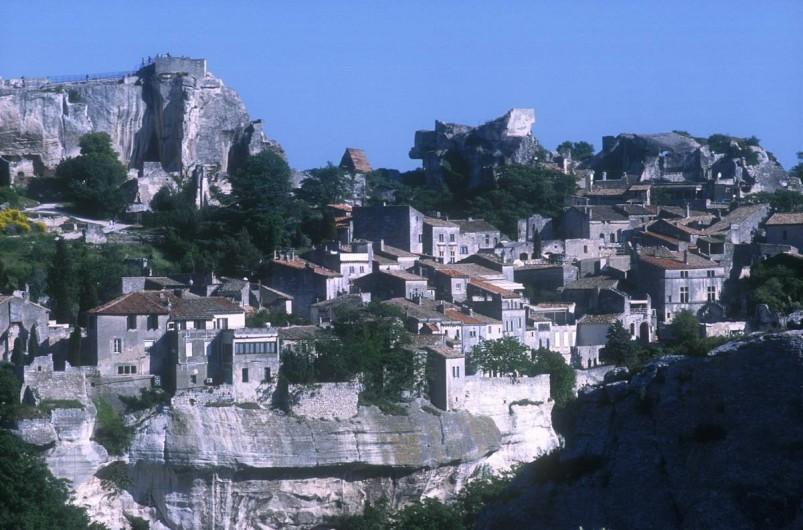Location de vacances - Gîte à Mollégès - Les Baux de Provence le val d'enfer