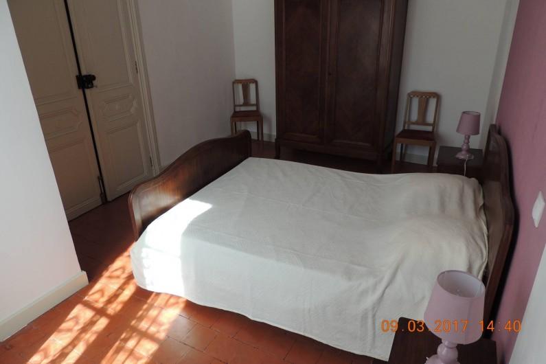 Location de vacances - Maison - Villa à La Palme - Chambre rose