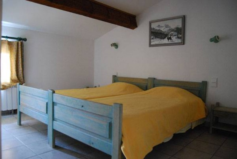 Location de vacances - Gîte à Villarzel-du-Razès - VILLA - chambre 4 personnes