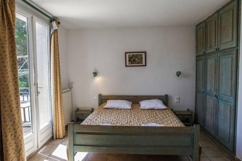Location de vacances - Gîte à Villarzel-du-Razès - VILLA - chambre double