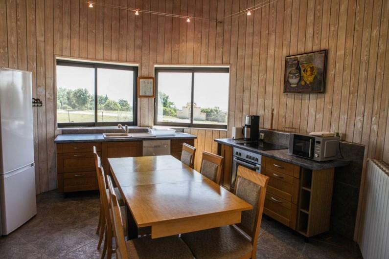 Location de vacances - Gîte à Villarzel-du-Razès - Apt EST - cuisine