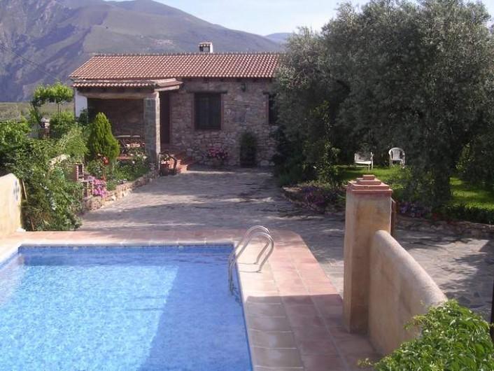 Location de vacances - Maison - Villa à Órgiva - Exterior