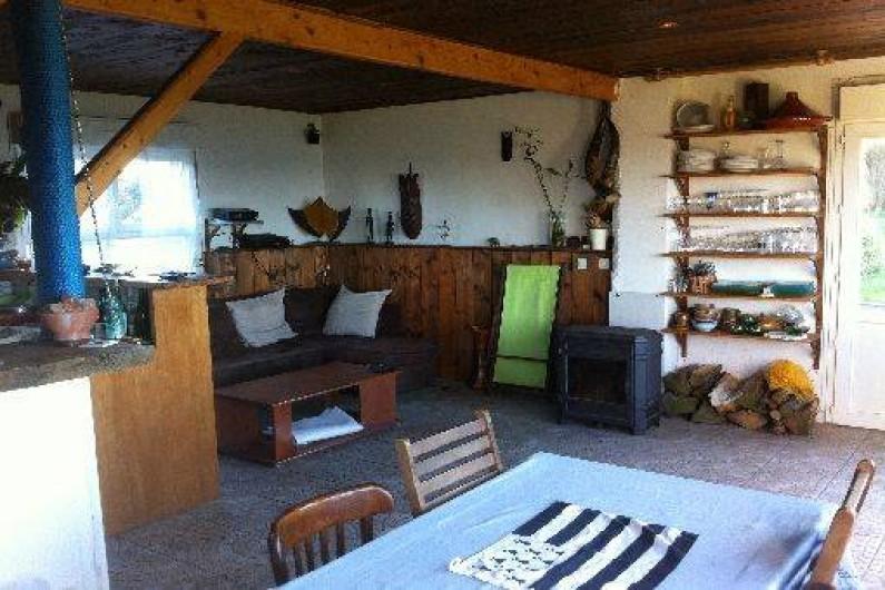 Location de vacances - Villa à Tréveneuc