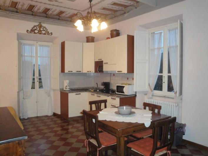 Location de vacances - Appartement à Lucques - Sejour Visconte Apartment