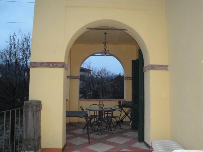 Location de vacances - Appartement à Lucques - Terrace Visconte Apartment