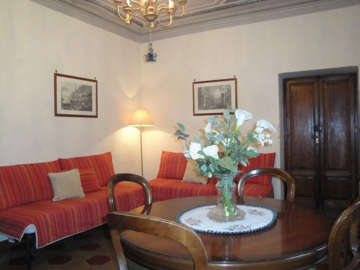 Location de vacances - Appartement à Lucques - Sejour Cavaliere