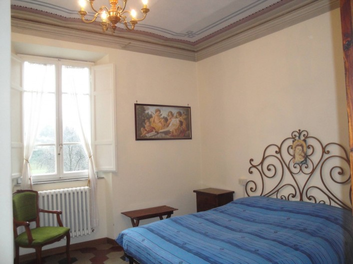 Location de vacances - Appartement à Lucques - Double avec bains privé CAVALIERE